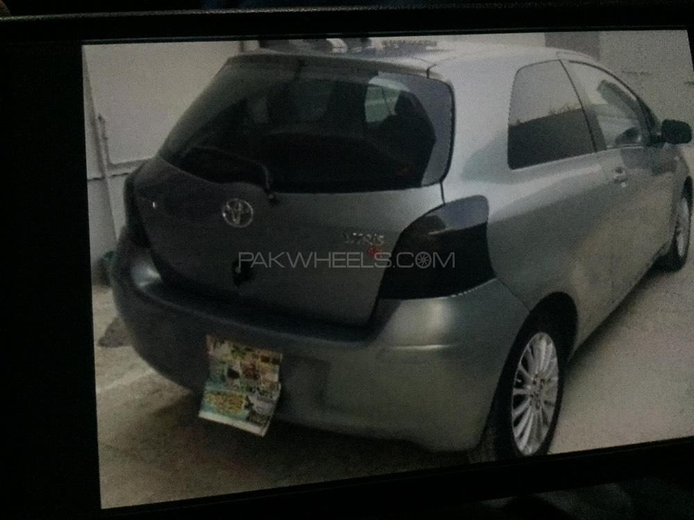 Toyota Vitz - 2009  Image-1