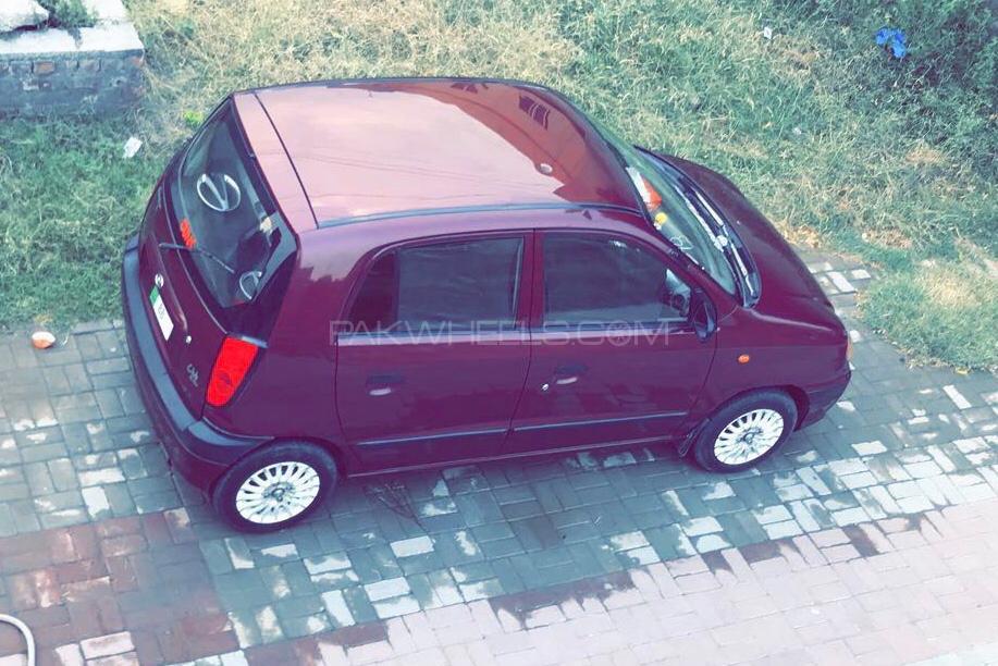 Hyundai Santro - 2008  Image-1