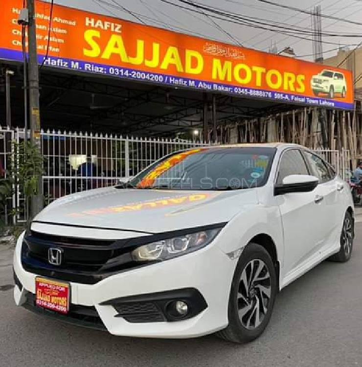 Honda Civic 1.5 RS Turbo 2016 For Sale In Lahore