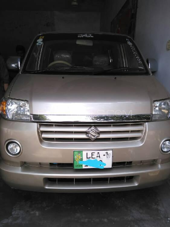 Suzuki APV GLX 2007 Image-1