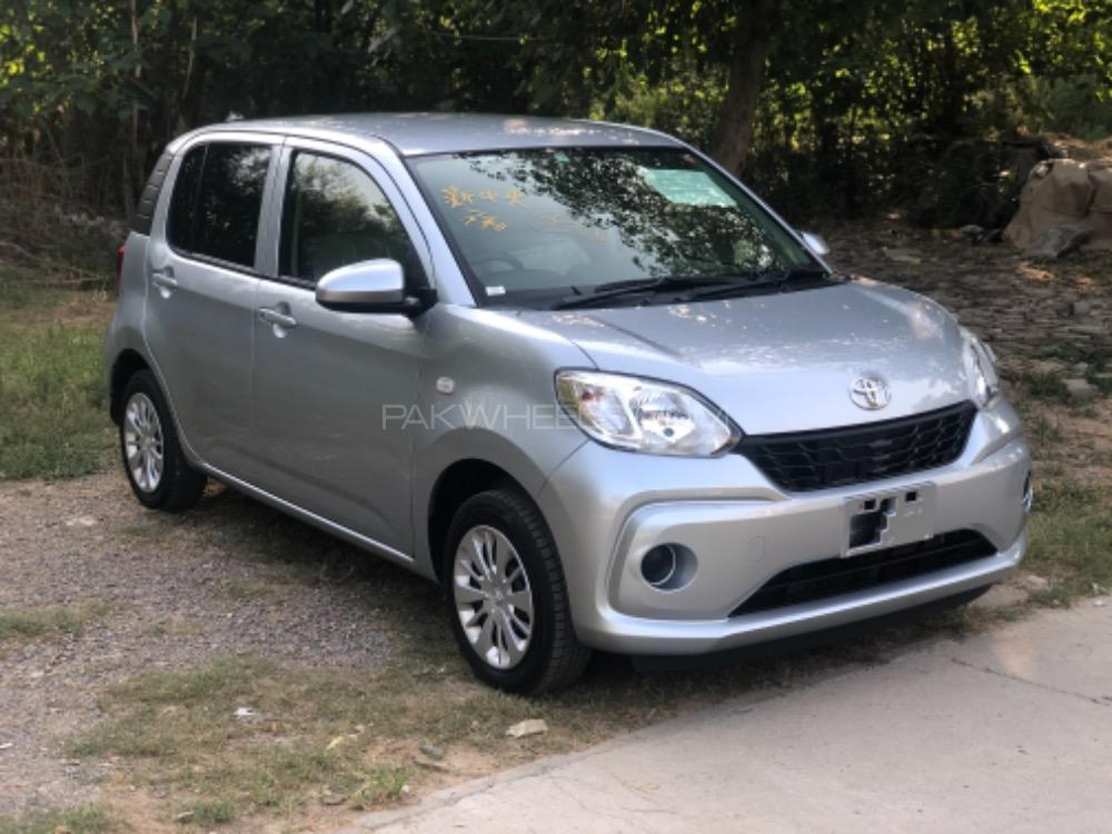 Toyota Passo X G Package 2018 Image-1