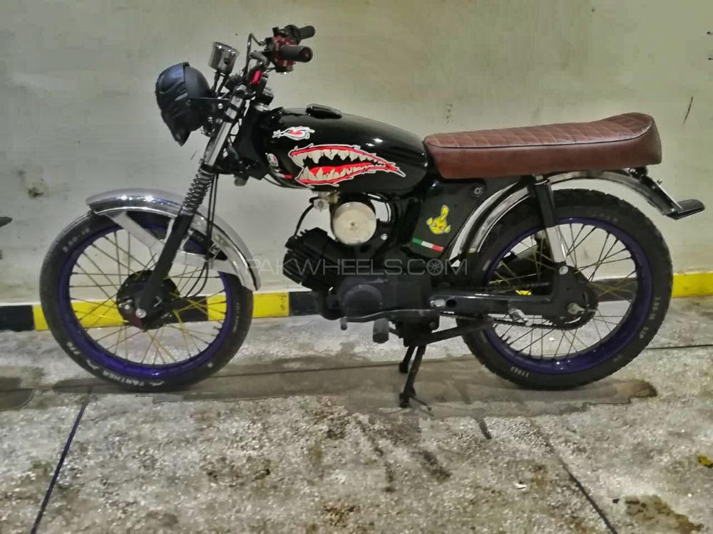 DYL YB 100  - 1985  Image-1