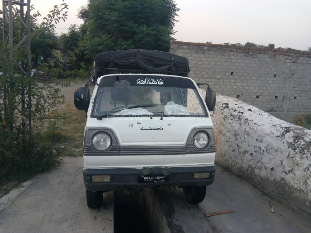 Suzuki Ravi 1993 Image-1