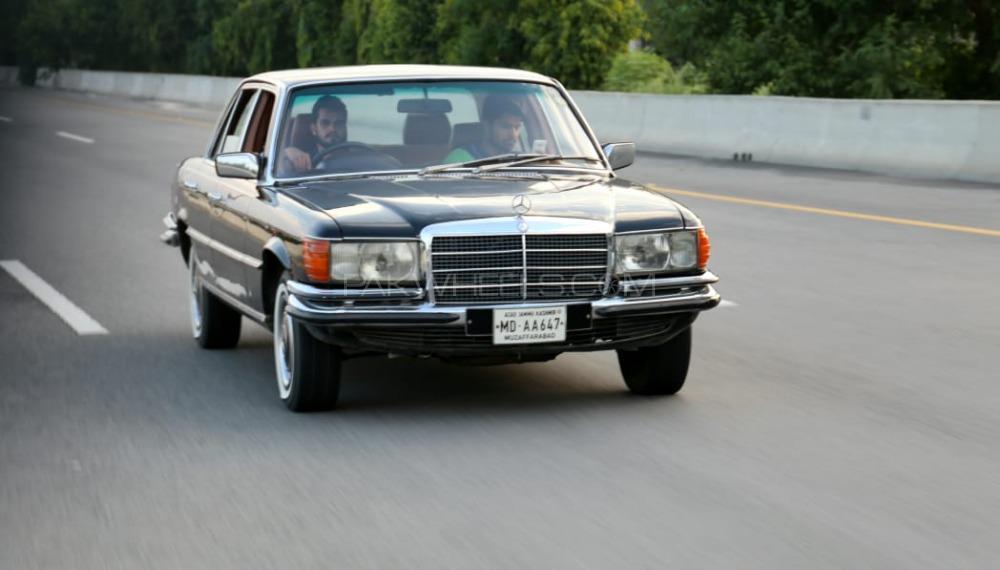 Mercedes Benz S Class - 1979  Image-1