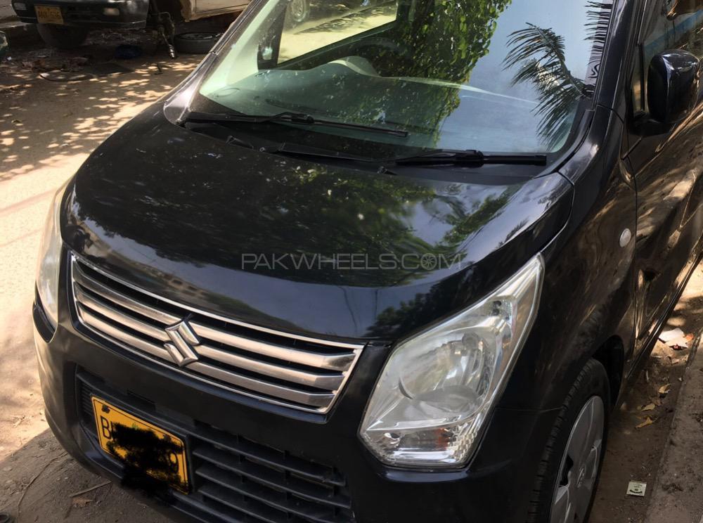 Suzuki Wagon R FX 2013 Image-1