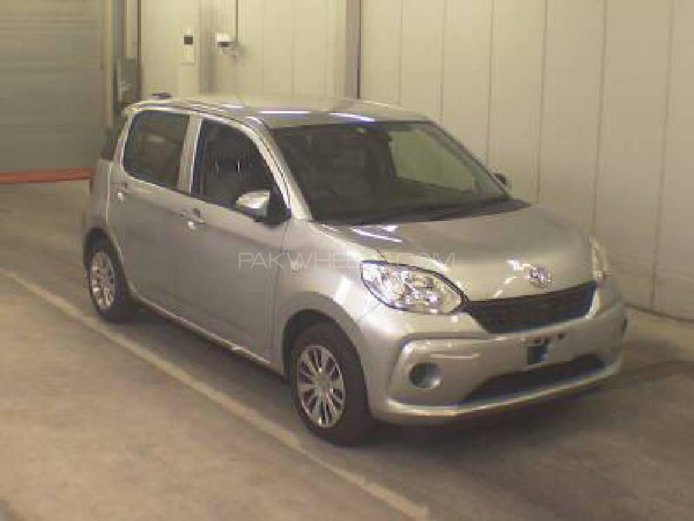 Toyota Passo X L Package S  2017 Image-1