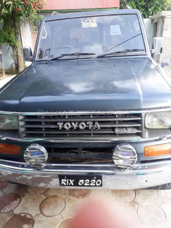 Toyota Prado Turbo 2.7 A/T 1990 Image-1