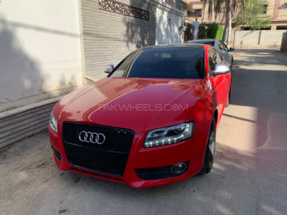 Audi A5 1.8 TFSI 2008 Image-1