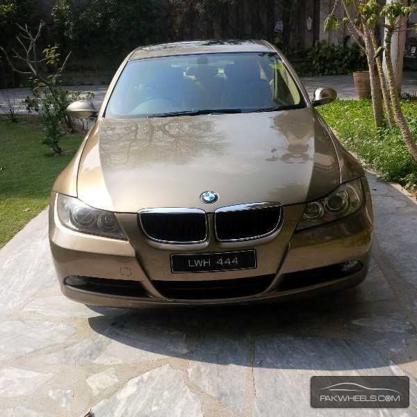 BMW 3 Series 320i 2006 For Sale In Faisalabad