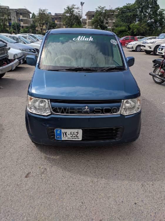 Mitsubishi Ek Wagon 2007 Image-1