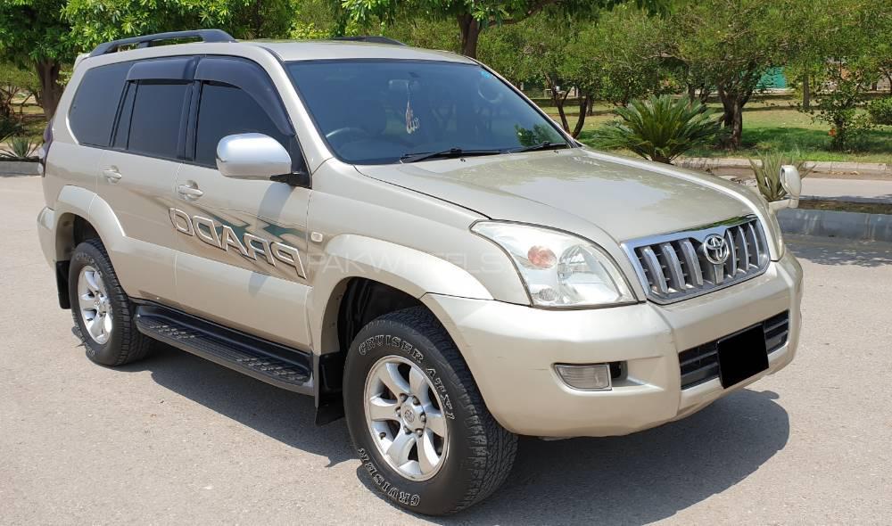Toyota Prado TX Limited 3.0D 2006 Image-1