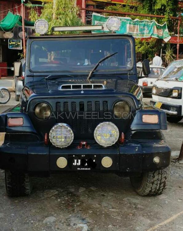Jeep Wrangler 2003 Image-1