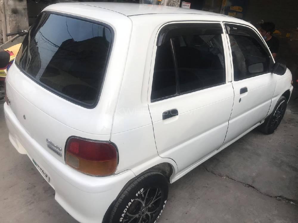 Daihatsu Cuore CX Eco 2001 Image-1