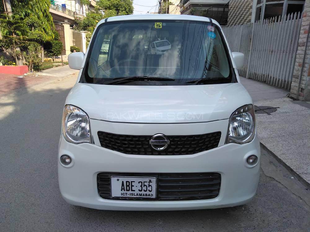 Nissan Moco X Idling Stop 2013 Image-1