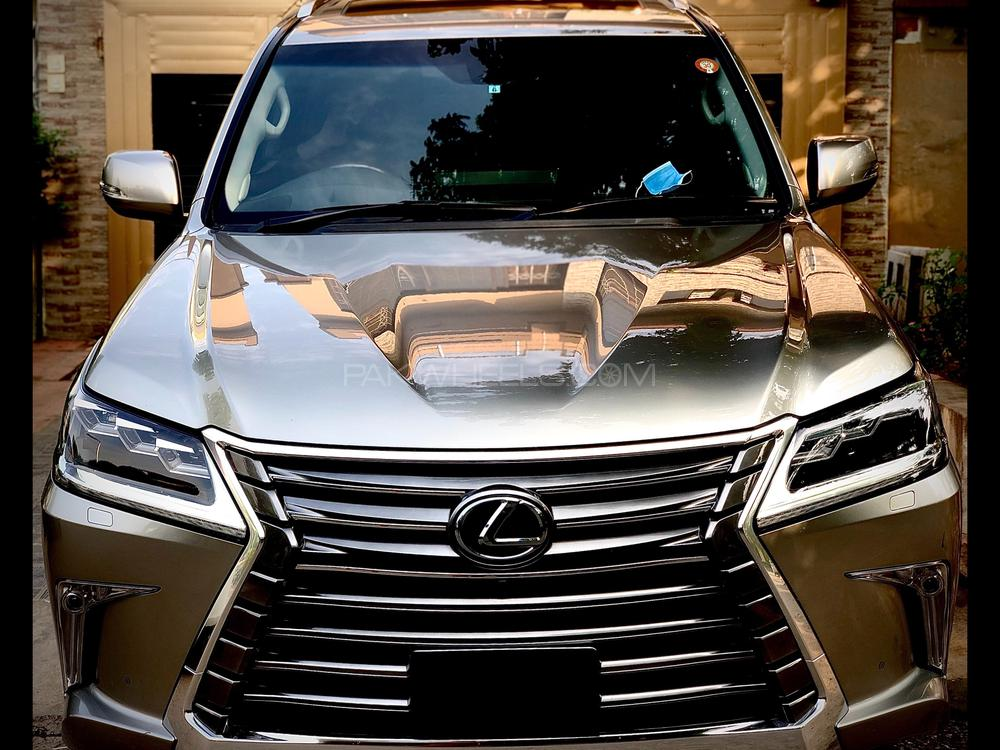 Lexus LX Series 2016 Image-1