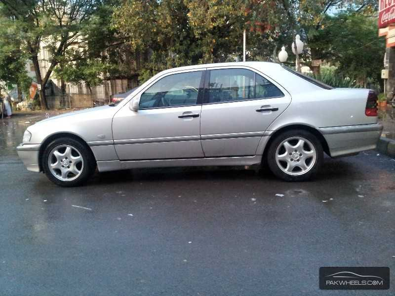 Mercedes benz c class 1998 for sale in islamabad pakwheels for Mercedes benz c class 1998