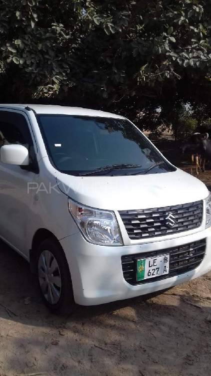 Suzuki MR Wagon ECO-L 2014 Image-1