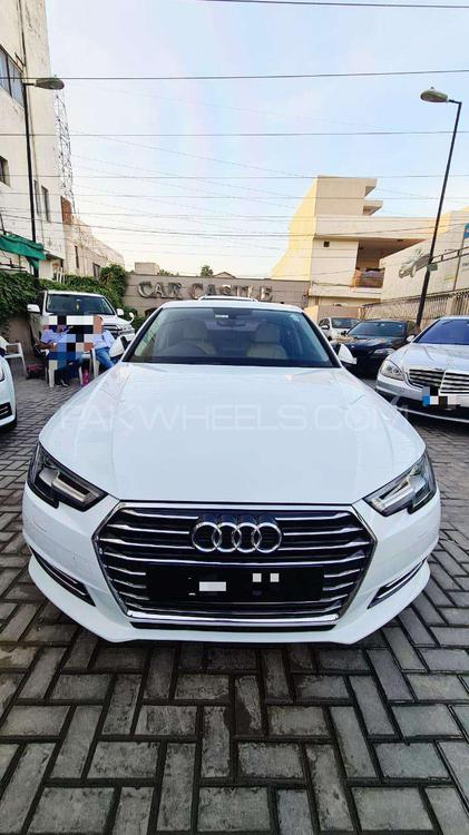 Audi A4 1.8 TFSI 2016 Image-1