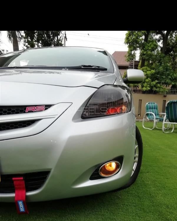 Toyota Belta - 2008  Image-1