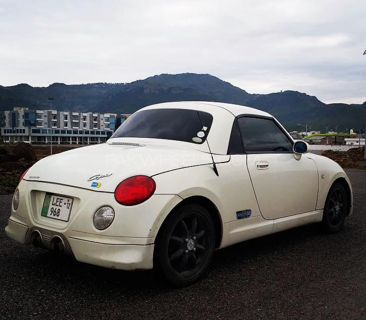 Daihatsu Copen - 2007  Image-1