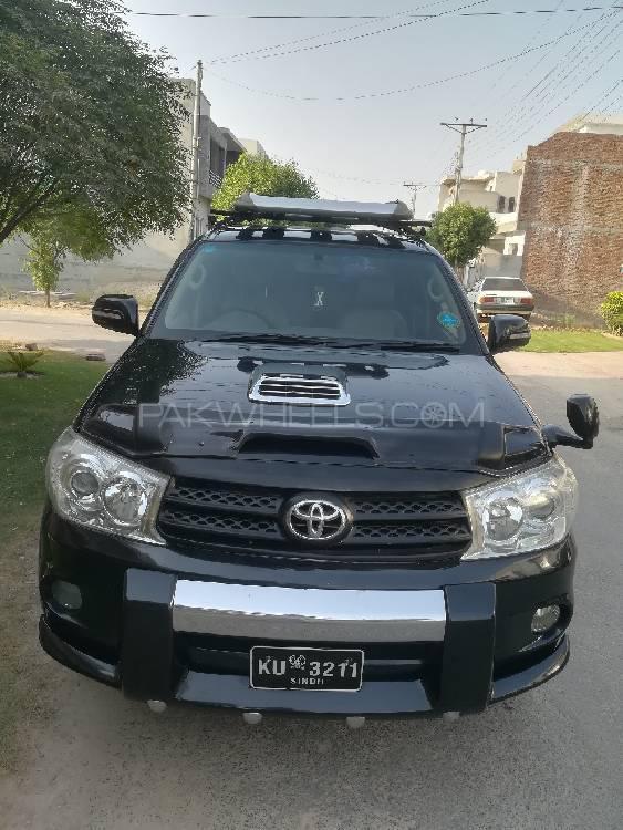 Toyota Hilux D-4D Automatic 2015 Image-1