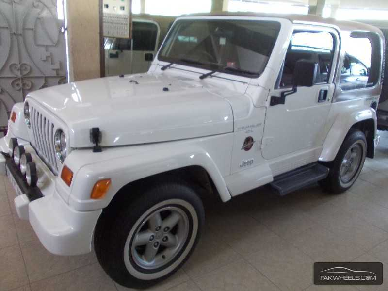 used jeep wrangler 1998 car for sale in karachi 806243 pakwheels. Cars Review. Best American Auto & Cars Review