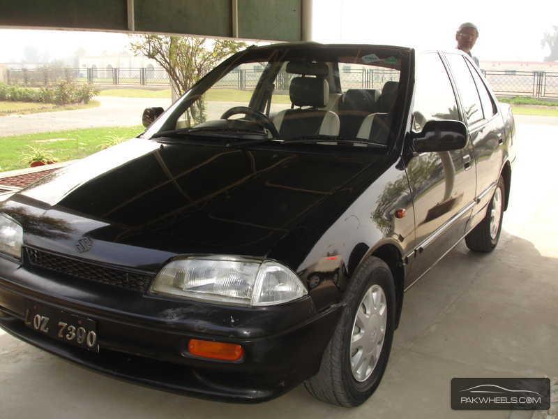 Suzuki Margalla Gl Plus 1996 For Sale In Lahore Pakwheels