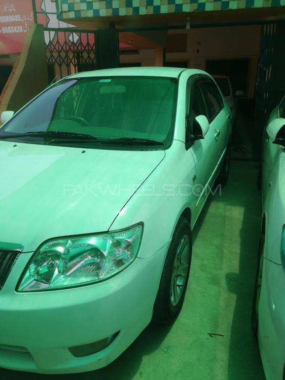 Toyota Corolla Axio 2005 Image-1
