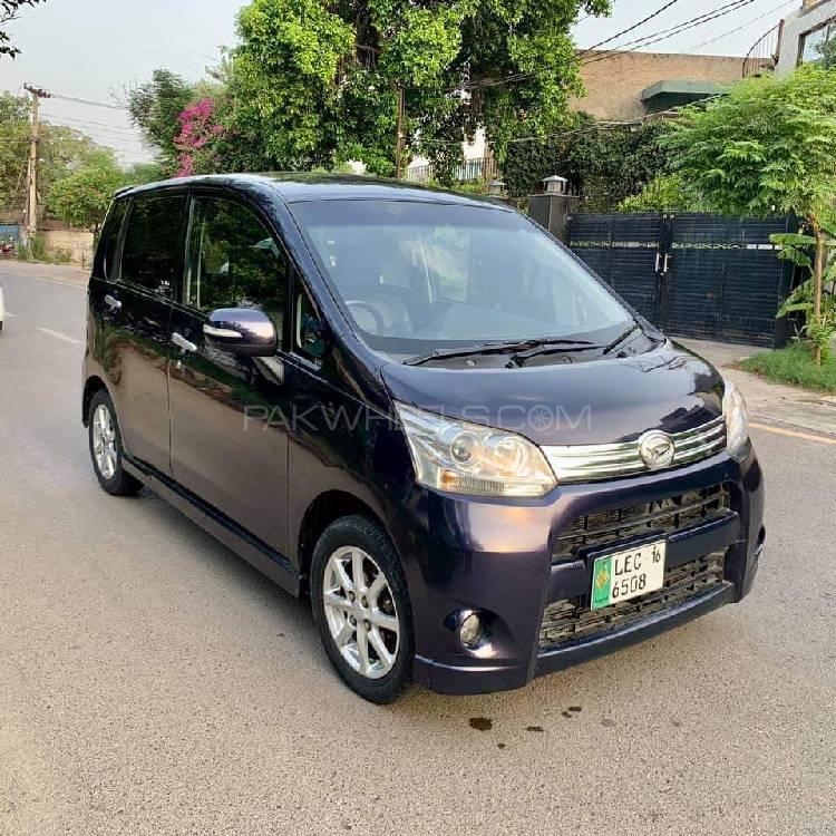 Daihatsu Move Custom X 2009 Image-1