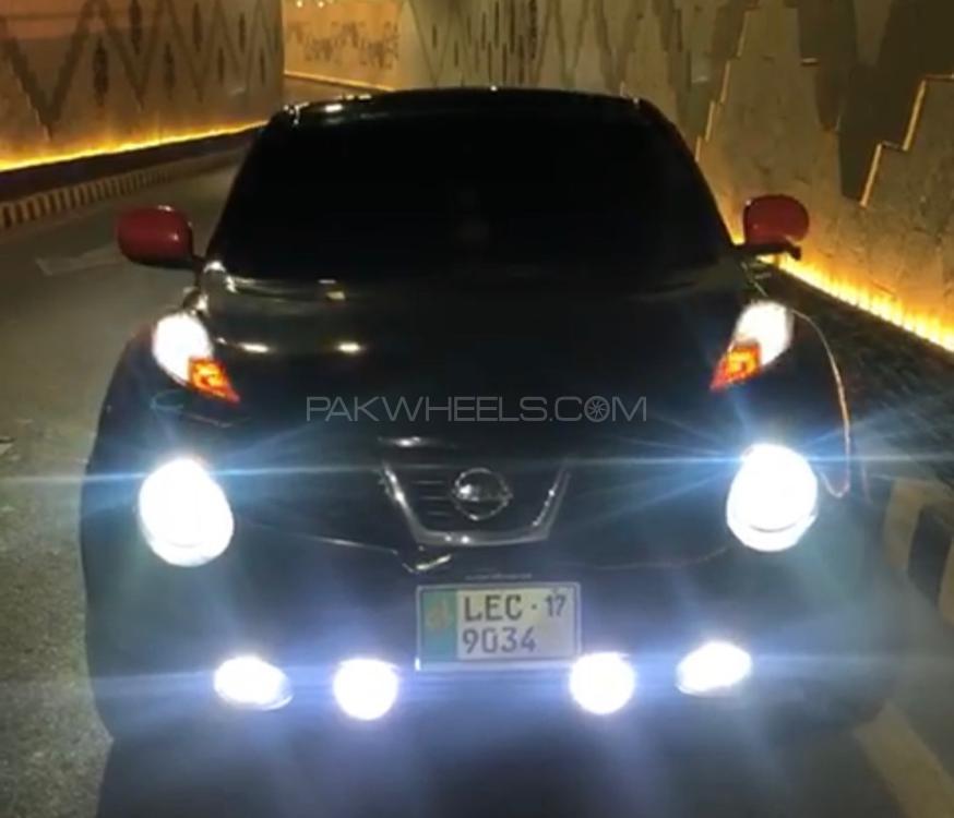 Nissan Juke - 2017  Image-1