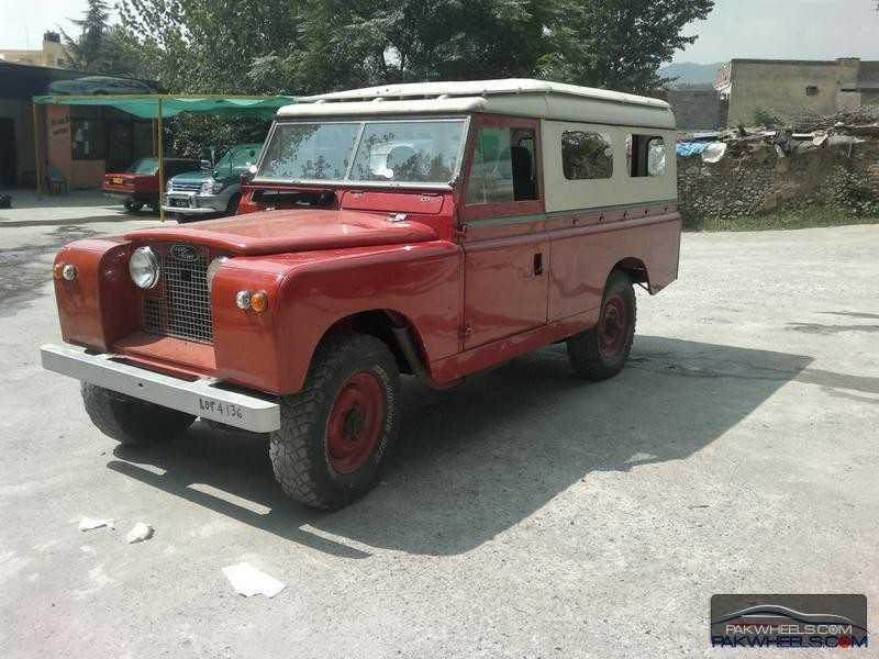 Land Rover Other 1966 Image-3