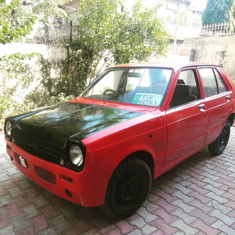 Toyota Starlet - 1978  Image-1