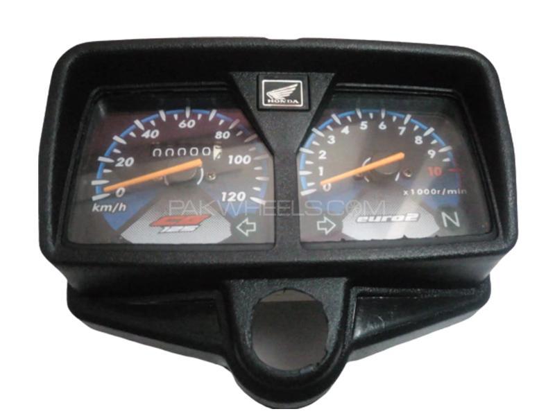 Speedo Meter Assembly For CG125 Image-1