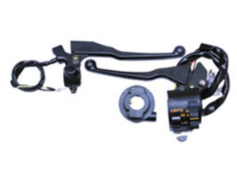 Victory Brake And Clutch Lever Assembly For 70cc Image-1
