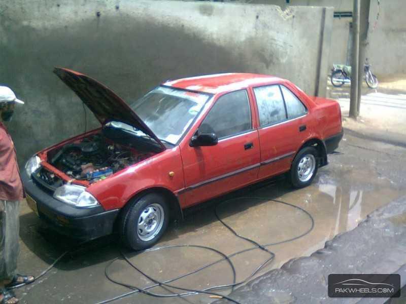 Suzuki Margalla Gl Plus 1994 For Sale In Karachi Pakwheels