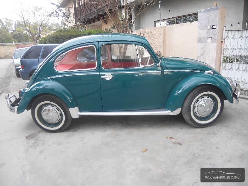 Volkswagen Beetle 1967 for sale in Islamabad | PakWheels