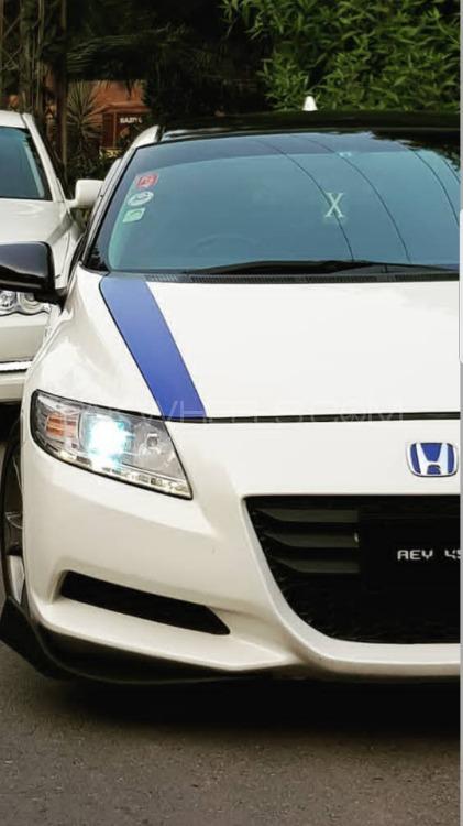 Honda CR-Z Sports Hybrid - 2018  Image-1