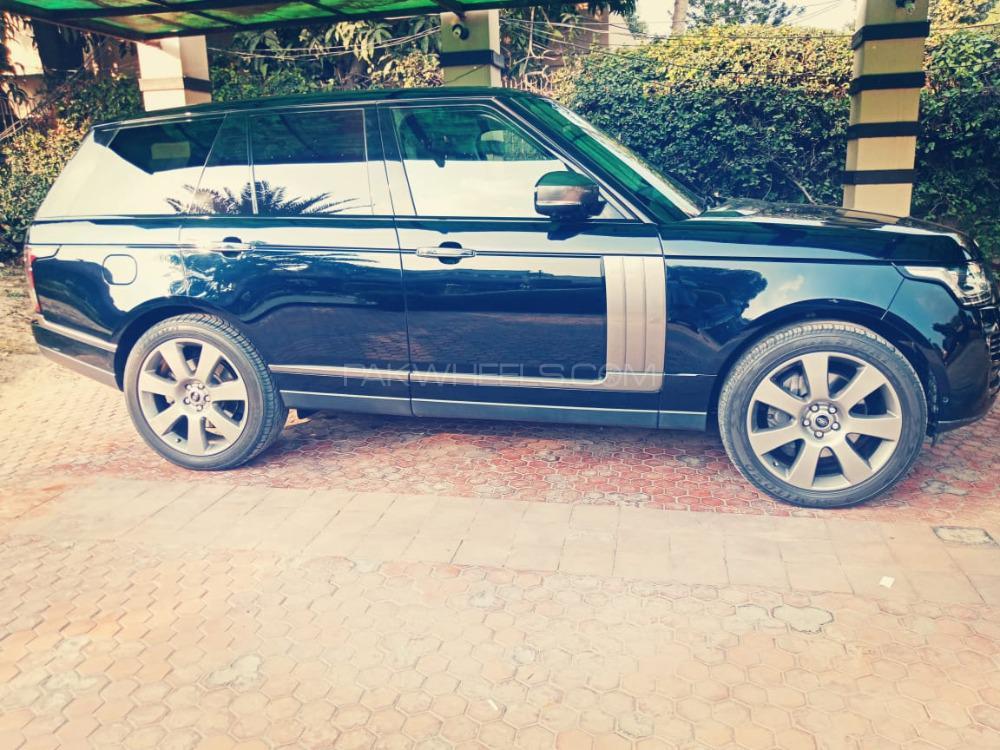 Range Rover Autobiography - 2013  Image-1
