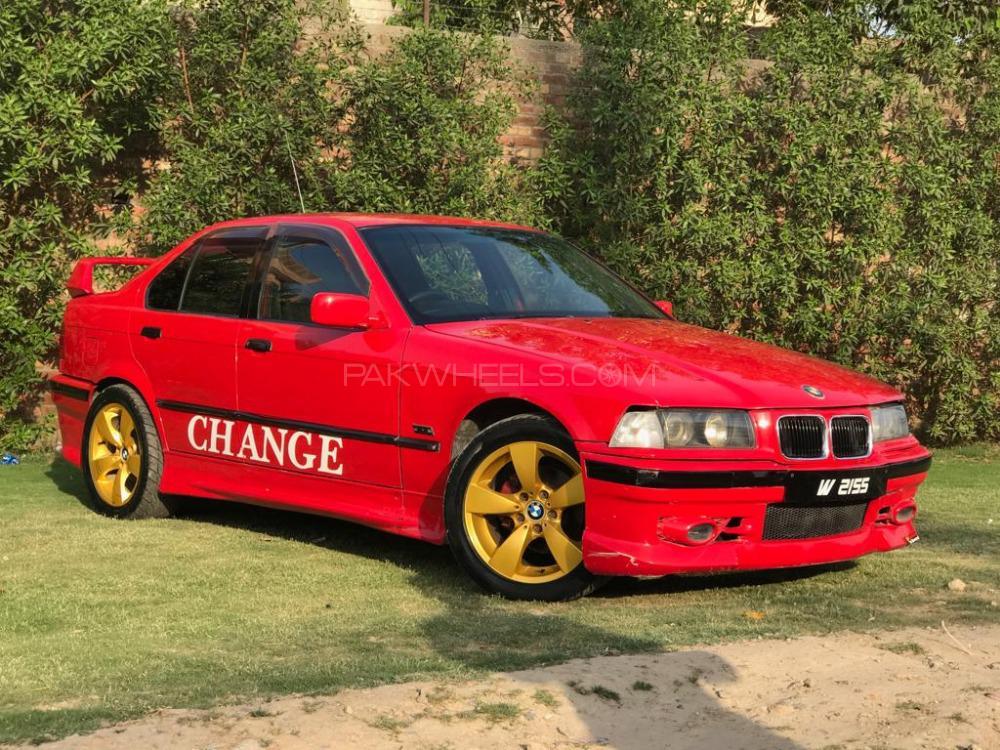 BMW 3 Series - 1994  Image-1