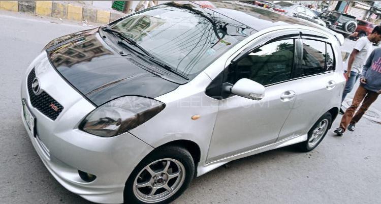 Toyota Vitz - 2007  Image-1