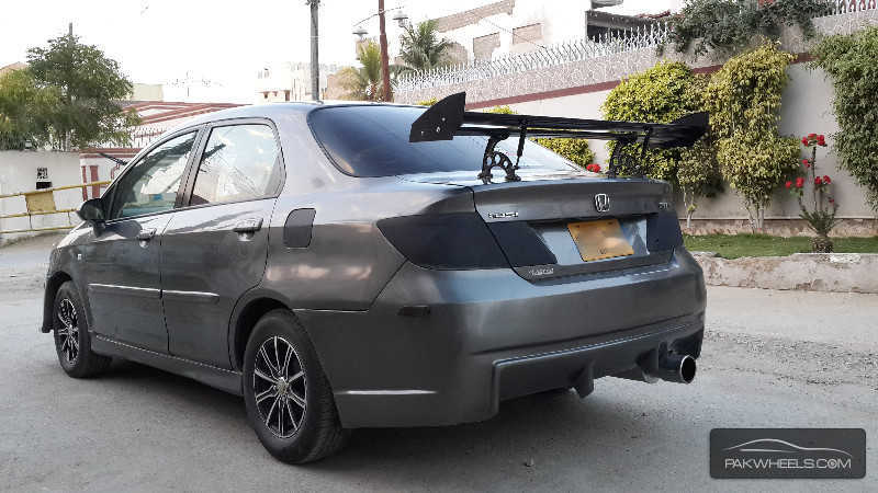 Honda City Modified In Pakistan Image Gallery Hcpr