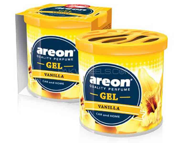 Areon Gel Perfume - Vanilla Image-1