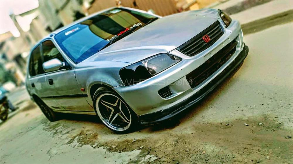 Honda City - 2003  Image-1