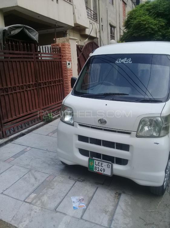 Daihatsu Hijet Deluxe 2008 Image-1