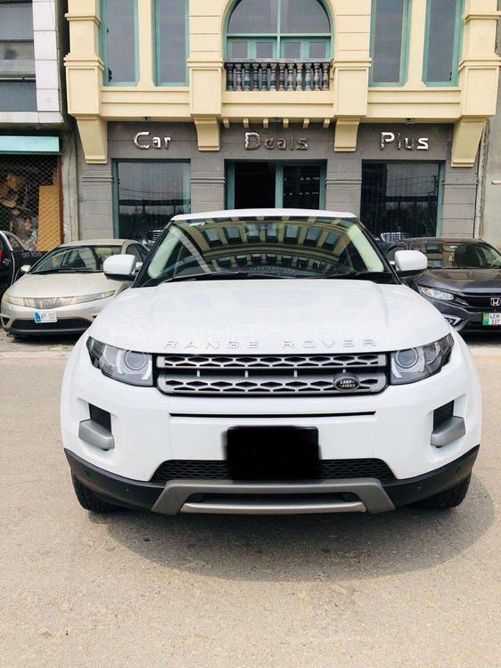 Range Rover Evoque Pure 2013 Image-1