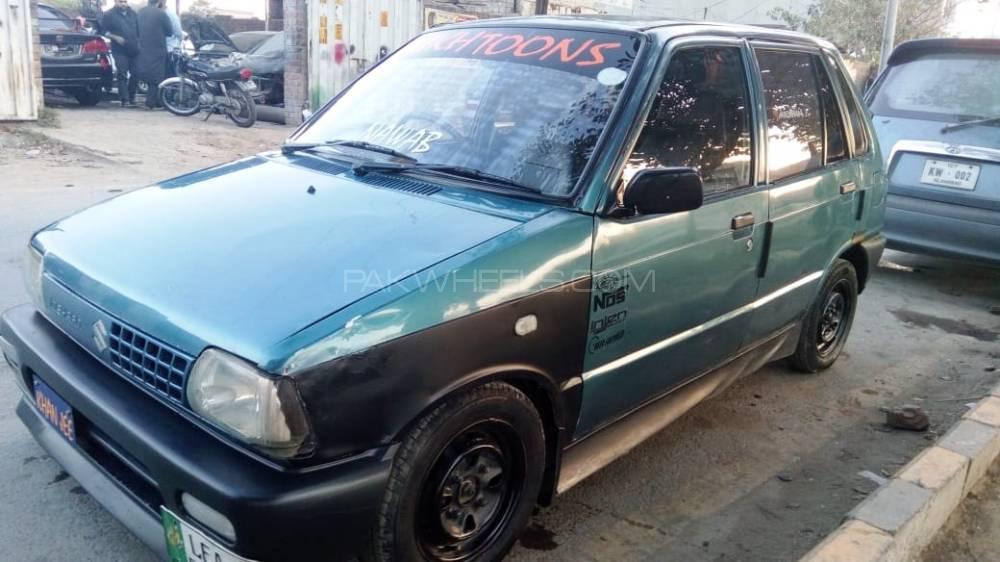 Suzuki Mehran - 2009  Image-1