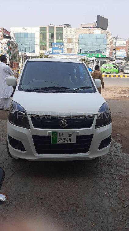 Suzuki Wagon R - 2019 Khan SaaB Image-1