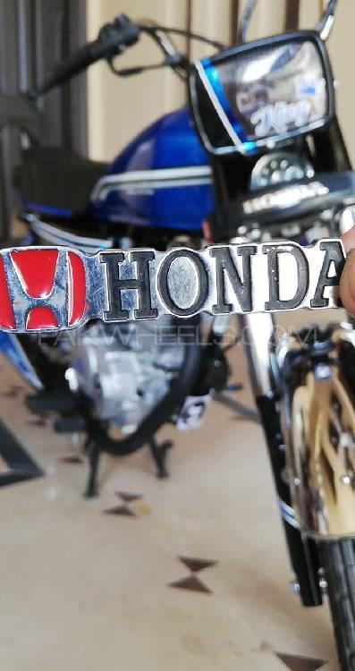 Honda CG 125 - 2019 Honda Image-1