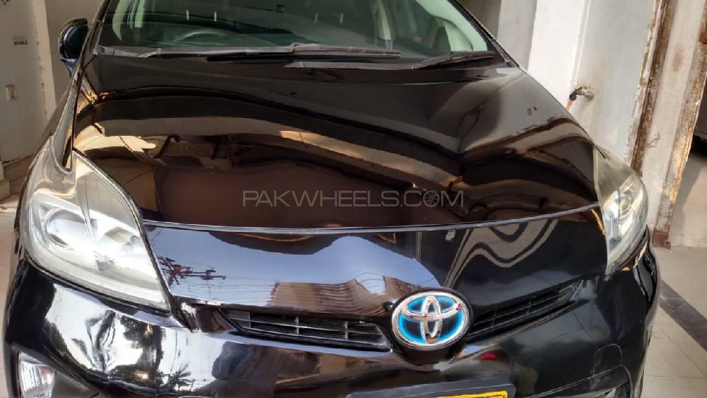 Toyota Prius - 2012 Saeed Iqbal Image-1