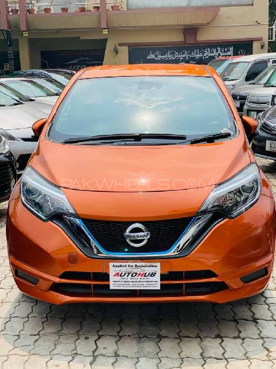 Nissan Note RIDER DIG-S 2016 Image-1